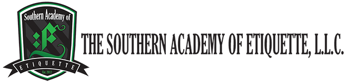 The Southern Academy of Etiquette, L.L.C. Logo